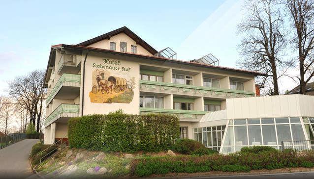 Sterne Hotel Hohenauer Hof
